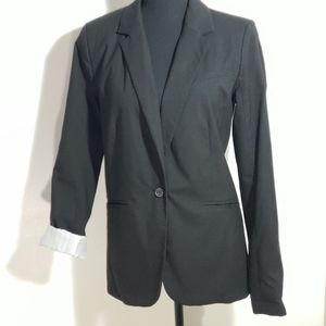 Mossimo Supply Co. Rolled Sleeve Boyfriend Blazer